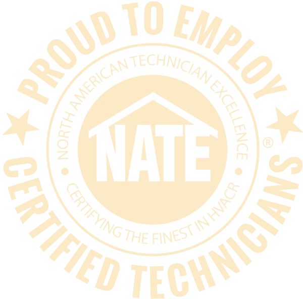 Woodward Heating Proudly Employs NATE Certified Technicians